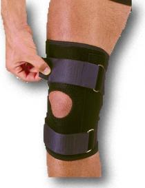 Adjustable Neoprene Support Knee