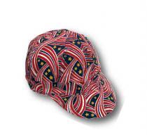 Kromer C358 RWB Ribbon Style Cap