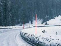 Snow Pole - Plain