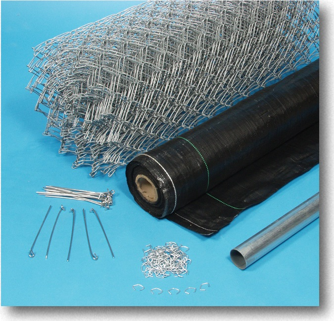 Super Silt Fence Kit Mutual Industries