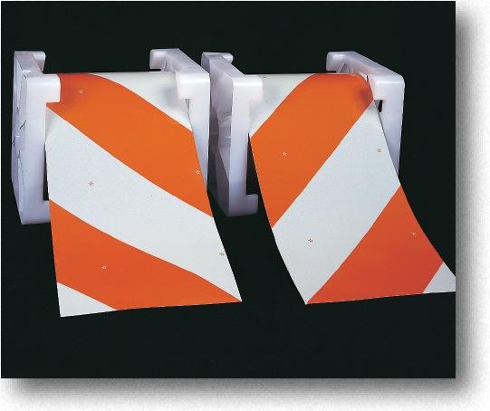Reflective Barricade Tape - Security Line | Seton |Reflective Barricade Tape
