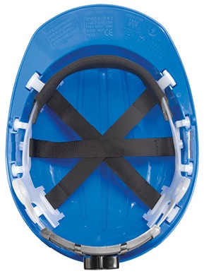 6-Point Ratchet Suspension Hard Hat   Mutual Industries